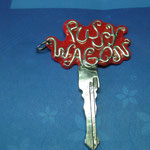 Schlüssel Pussy Wagon