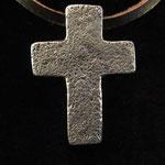 Kreuz in Silber