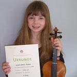 """2. Preis """"Jugend musiziert"""" Wettbewerb"""