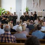 Klangwelten / Ventuno Juli 2018 in St. Otto Cadolzburg