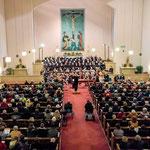 Die Schöfung J.Haydn Dehnbergrt Hof Chor 2016