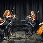 Das Esterhazy-Quartett Nürnberg  in Kulturfabrik Roth  am 21.Jan.2017