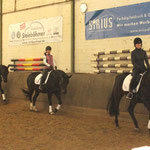 Thank you to the great school horses from RVV Vilsendorf!