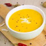 ミルナックで作るスープ