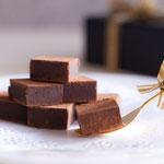 ミルナックで作るチョコレート