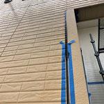 外壁塗装、コーキング打替え