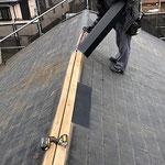 外壁塗装 屋根棟包み改修