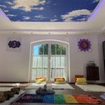 Yogaraum Yogaschule Energiezentrum Voglreiter