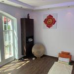 Detail Yogaraum Gong
