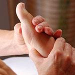 Fuß Reflexzonen Massage Body & Soul Naturheilpraxis Voglreiter Heilpraktiker