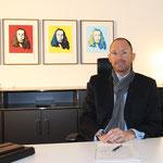Prof. Dr. Klaus Wübbenhorst freut sich auf die Bewerbungen der Kreativen
