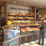 REWE Koll / Back-Shop Bäcker Lob 2