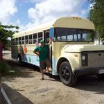 BONAIRE'S BUS