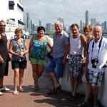 Voyager en groupe au Panama