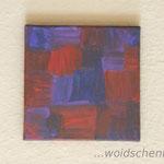 """""""Blau"""" (20x20cm) zu verkaufen"""