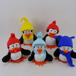 Tortenfiguren Pinguine