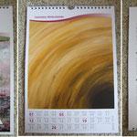 Kalender Denken-Fühlen-Malen 2014