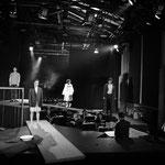 Barabbas Dialoge Ensemble - Oper Frankfurt, Bockenheimer Depot