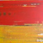 acryl auf leinen - 100 x 120