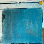 acryl auf leinen - 80 x 100