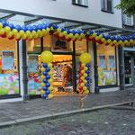 Ballonsäule dm drogeriemarkt