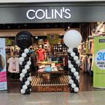 Ballonsäule Collins