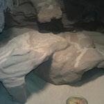 Projekt 2: Liegefelsen mit Höhle