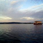 Abendstimmung auf dem Kummerower See