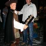 Im Nationalmuseum mit Ranger Schmuck