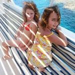 Vivienne und Jana