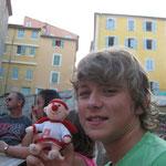 Fabian mit Rolfi