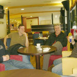 Dominik,Christian, Karl und Klaus