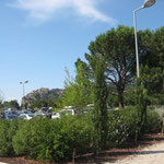 "Campingplatz ""La Tour Fondue"""