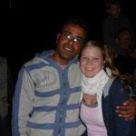 unser Hany und Cora