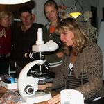 Einweisung in die Mikroskopie