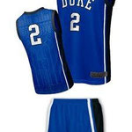 Uniforme Duke Azul