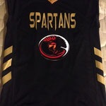 Spartans Jersey