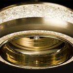 Bogh-Art / Lustre / Assemblage, coupe, taille et polissage de cristal de roche (c) Charles Luminaire - Paris