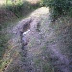 chemin commune de Quibou