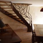 Escalier RDC/1er séjour