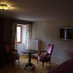 Chambre 1er Un lit double côté jardin (Gorges du Tarn)