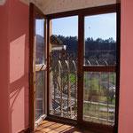 Fenêtre 2eme côté Jardins