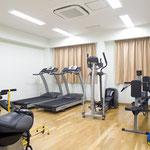 トレーニングルーム(1F)