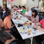 Abendessen Rest. Frohsinn in Elsau