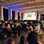 Gut besuchte Veranstaltung in der Pfaff-Kantine (Foto: Fischer)