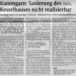 Die Rheinpfalz vom 27. März 2012