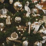 Antiker Weihnachtsschmuck