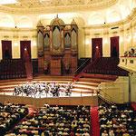 Gastkonzert 2005 in Amsterdam, Concert Gebouw 2005