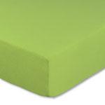 Topperbezug, Farbe apfelgrün, Größe 180-200 x 200 cm