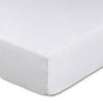 Topperbezug, Farbe weiß, Größe 180-200 x 200 cm